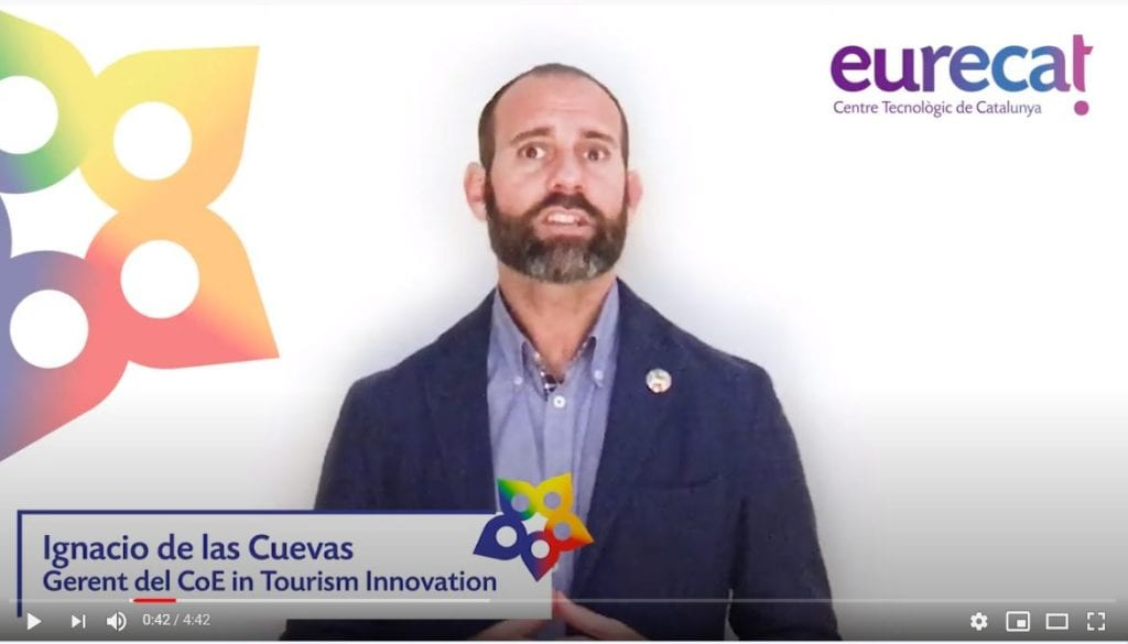 Vídeo del CoE in Tourism Innovation Reptes del Turisme post Covid-19